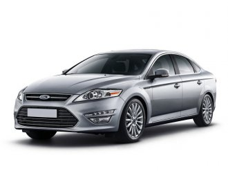 FORD EUROPE | MONDEO | Все цвета