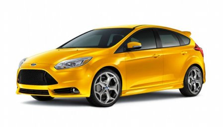 FOCUS ST / Ford Europe
